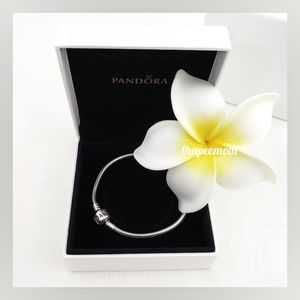 Authentic Pandora Bracelet .925 Box Included